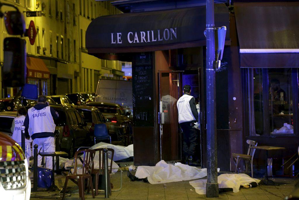 Parijs 13-november 2015